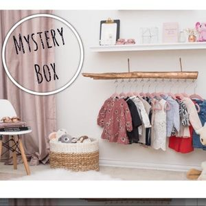 Other - WEEKEND SALE Baby Girl Mystery Box